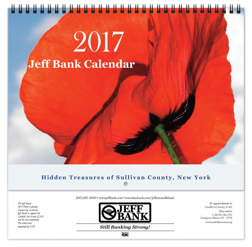 jeff bank custom calendar