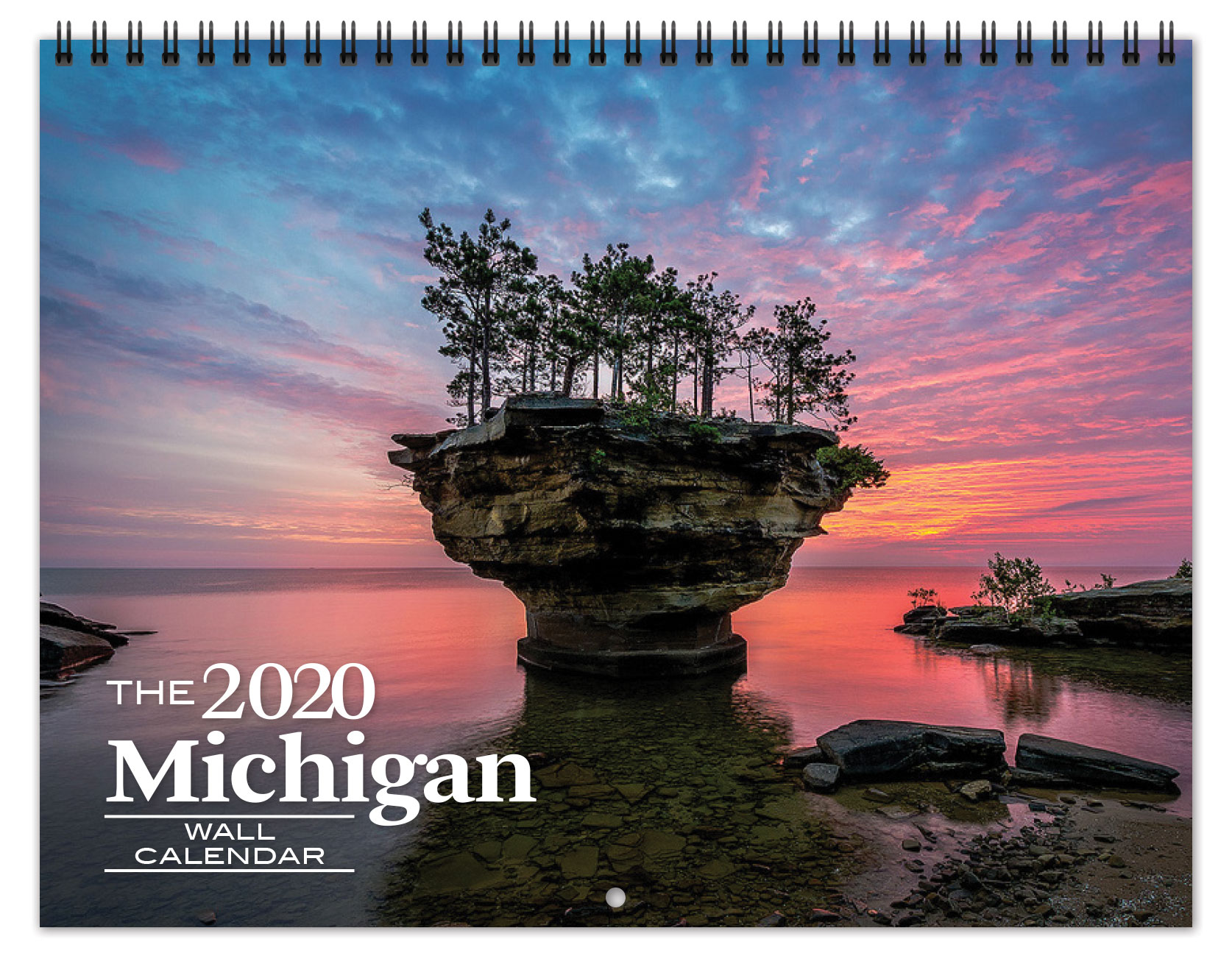Michigan Calendar 2020 2020 Michigan Calendar | Farley Calendar Company